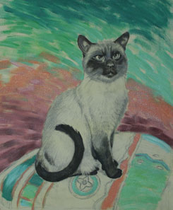 Cat Painting Stage 5
